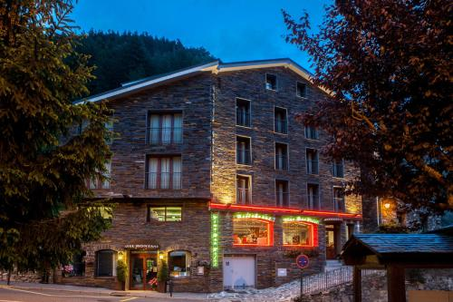 Accommodation in Andorra