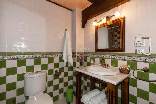 Double Room Hotel Spa Casona La Hondonada 14