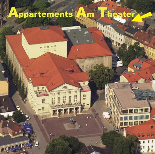 Apartamentos Appartements Am Theater