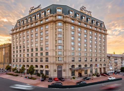 Fairmont Grand Hotel Kyiv, Ukraine