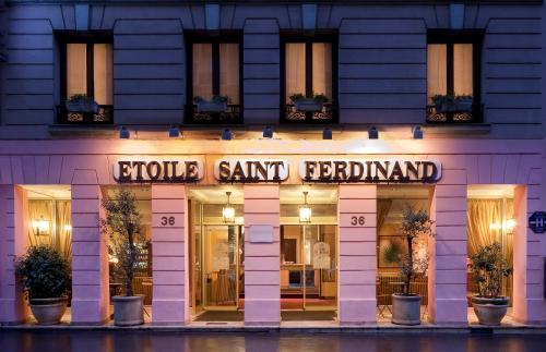 Hotel Etoile Saint Ferdinand by Happyculture photo 7