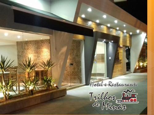 . Hotel Trilhos de Minas