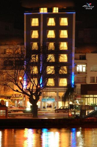 Sinop Hotel Bossinop tatil