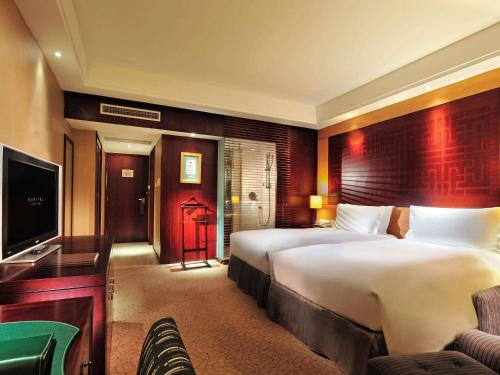 Superior Room Twin with Club Millésime Access