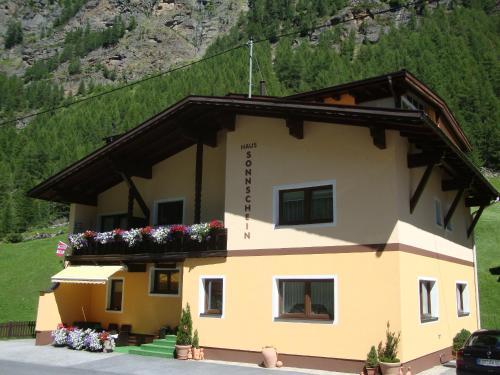 Haus Sonnschein - Accommodation - Sölden