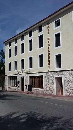 Accommodation in Bélesta