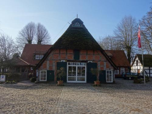 . Dreimädelhaus - Haus Oerdekenbrück