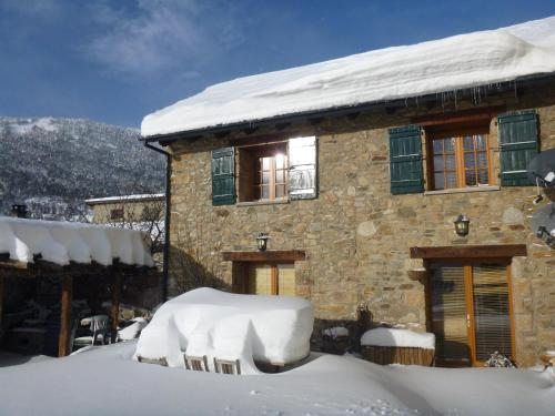 Pyrenees Mountain Cottage Les Angles
