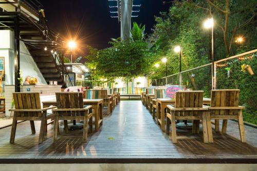 NTY Hostel Near Suvarnabhumi Airport photo 23