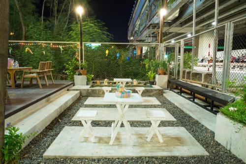 NTY Hostel Near Suvarnabhumi Airport photo 26