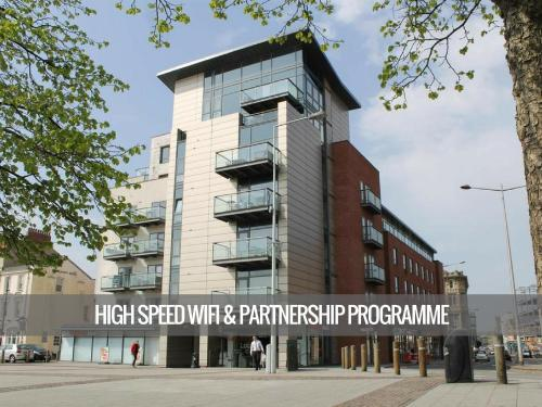 A Space In The City Serviced Apartments @ Quayside