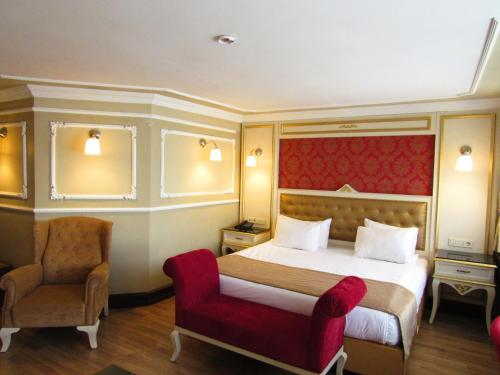 Istanbul Kadikoy Park Suites odalar