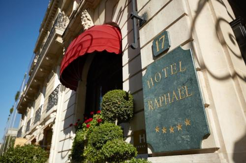 Hôtel Raphael photo 28