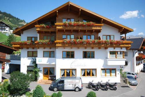 Hotel Garni Fernblick Fiss