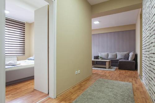 SkopjeLUX Apartments kamer foto 's