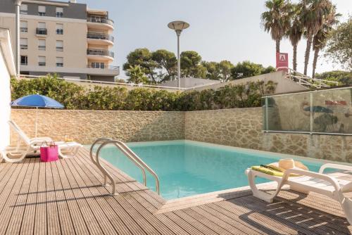 Appart'City Antibes - Hôtel - Antibes