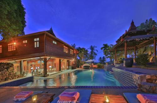 Presidential Grand Thai Villa Presidential Grand Thai Villa