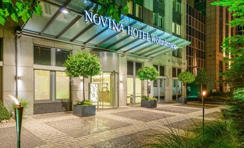 . Novina Hotel Wöhrdersee Nürnberg City