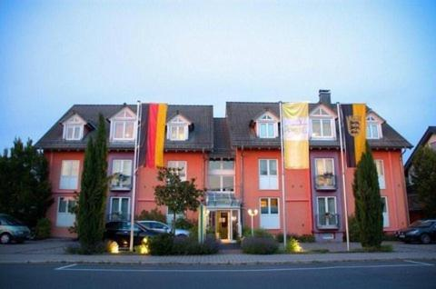 Hotel-overnachting met je hond in Astralis Hotel Domizil - Walldorf