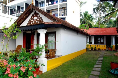 Kovalam Beach Cottage