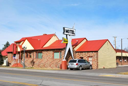 Central Motel - Great Falls, MT 59404