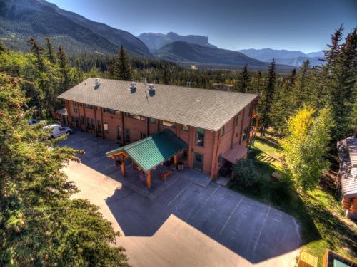 Overlander Mountain Lodge - Accommodation - Jasper