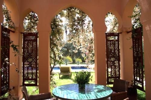 Douar Abiad, La Palmeraie, Marrakech 40000, Morocco.