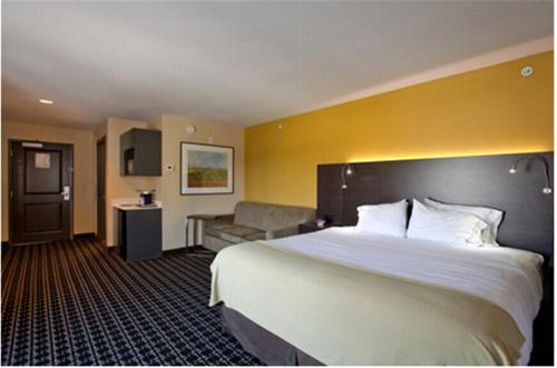 Holiday Inn Express Newton - Newton, KS 67114
