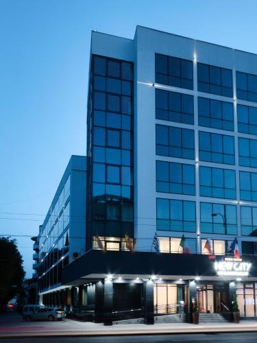 . New City Hotel & Restaurant Niš