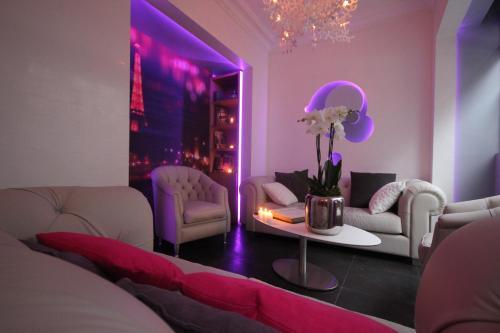 Hôtel Lumières Montmartre Paris - Hôtel - Paris