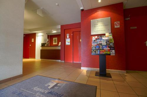 KOSY Appart'Hôtels - La Maison Des Chercheurs - Accommodation - Vandoeuvre-lès-Nancy