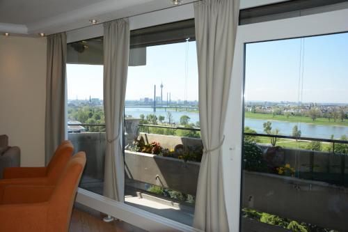 Luxury apartment near trade fair photo 5