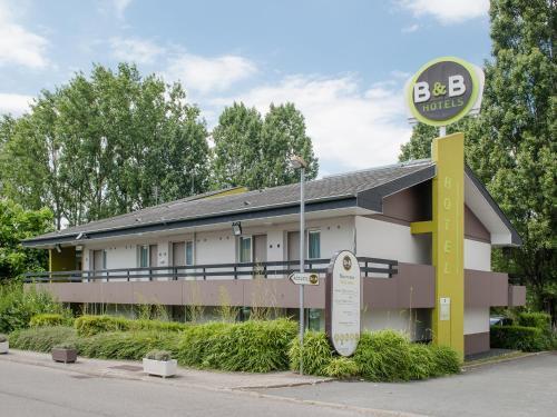 B&B Hotel Pontault Combault Pontault-Combault France