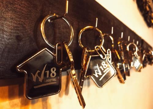 Bangkok W18 Hostel Bangkok W18 Hostel