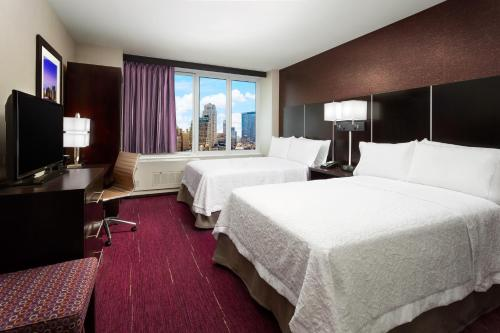 Hampton Inn Times Square Central in New York