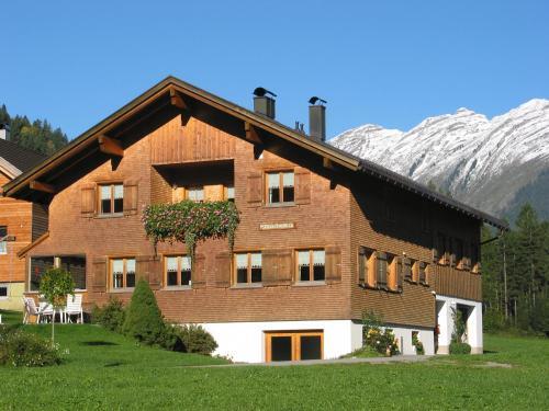 Haus Felder Schoppernau Au/Schoppernau