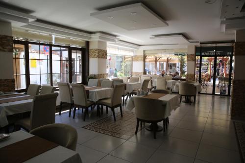 Amasya Grand Harsena Otel ulaşım