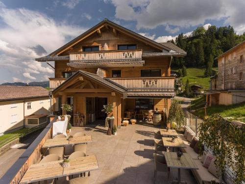 . Caschu Alp Boutique Design Hotel Stoos