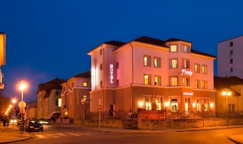 . Franko hotel