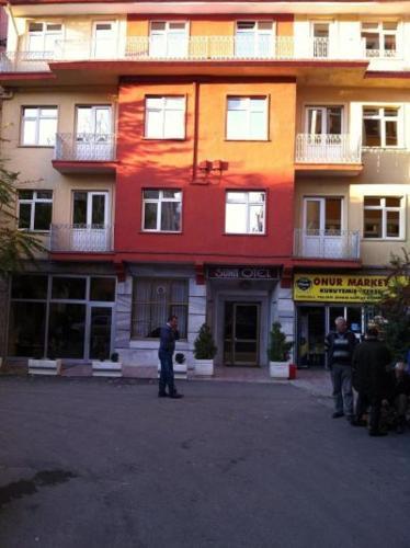 Ankara Suna Hotel odalar