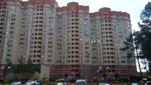 . Apartments na Academicheskoy