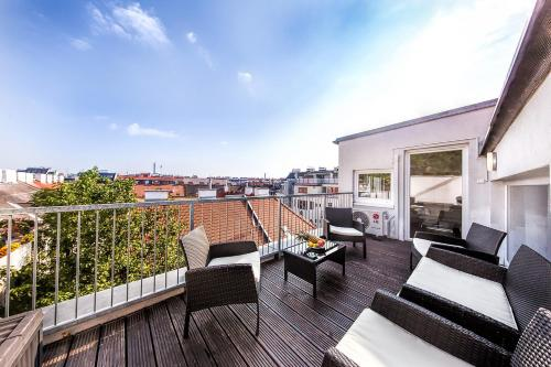 Vienna Calling Penthouse Apartments