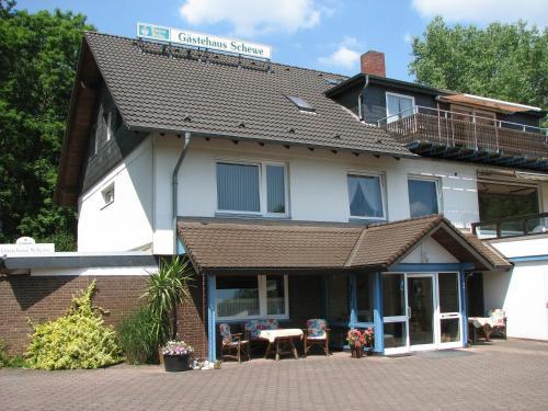 . Gästehaus Schewe