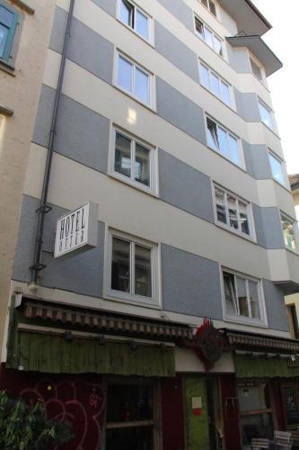 Oldtown Hostel Otter, 8001 Zürich