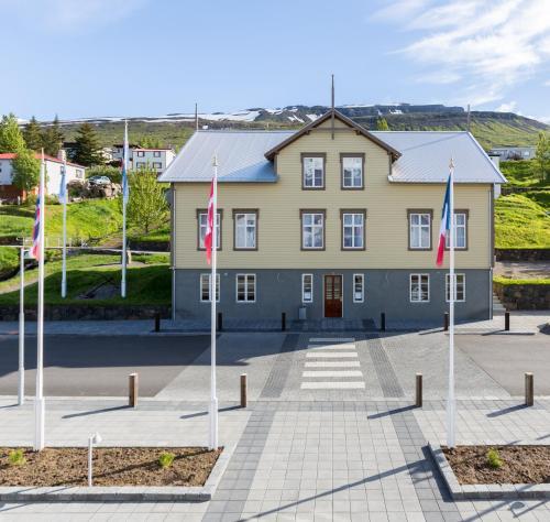 Accommodation in Fáskrúðsfjörður