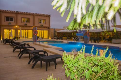__{offers.Best_flights}__ Hotel Mauricenter Nouakchott