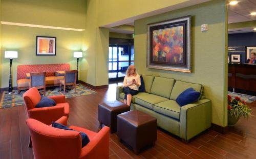 Hampton Inn and Suites Lynchburg in Lynchburg
