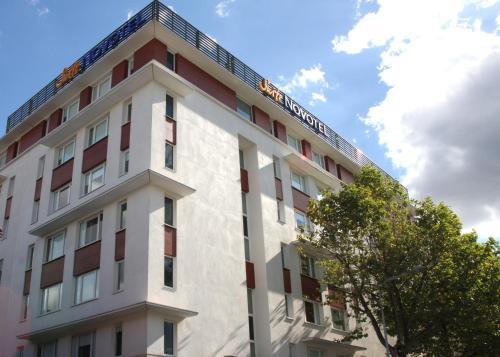 Novotel Suites Clermont Ferrand Polydome - Hotel - Clermont-Ferrand