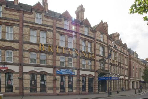 Britannia Hotel Wolverhampton - Photo 4 of 27