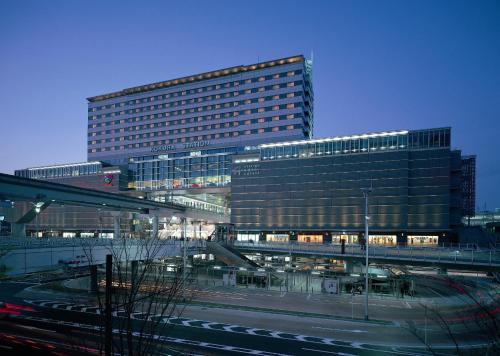 JR Kyushu Station Hotel Kokura JR Kyushu Station Hotel Kokura